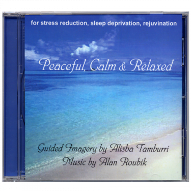 Peaceful Calm & Relaxed CD